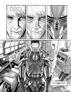 ANGELA DELLA MORTE Chapter #9 Page #14