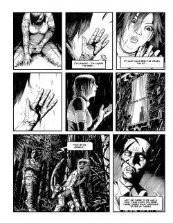 ANGELA DELLA MORTE Chapter #7 Page #6