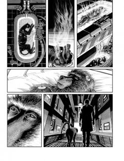 ANGELA DELLA MORTE Chapter #9 Page #9