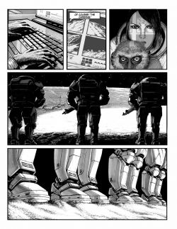 ANGELA DELLA MORTE Chapter #5 Page #8