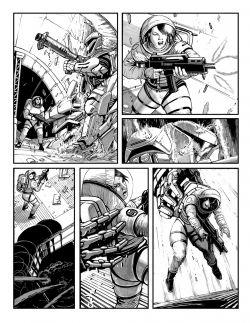 ANGELA DELLA MORTE Chapter #5 Page #19