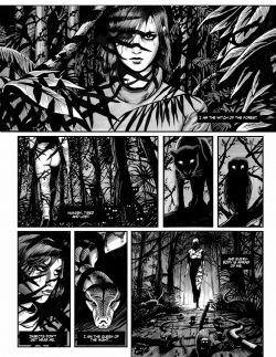 ANGELA DELLA MORTE Chapter #7 Page #4
