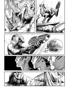 ANGELA DELLA MORTE Chapter #8 Page #9
