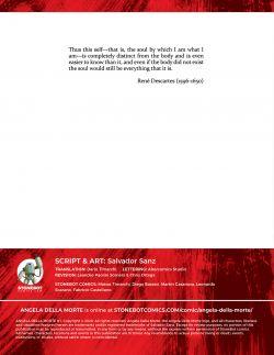 ANGELA DELLA MORTE Chapter #1 Page #2