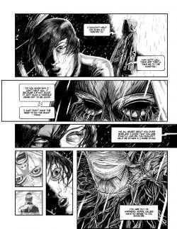 ANGELA DELLA MORTE Chapter #7 Page #14