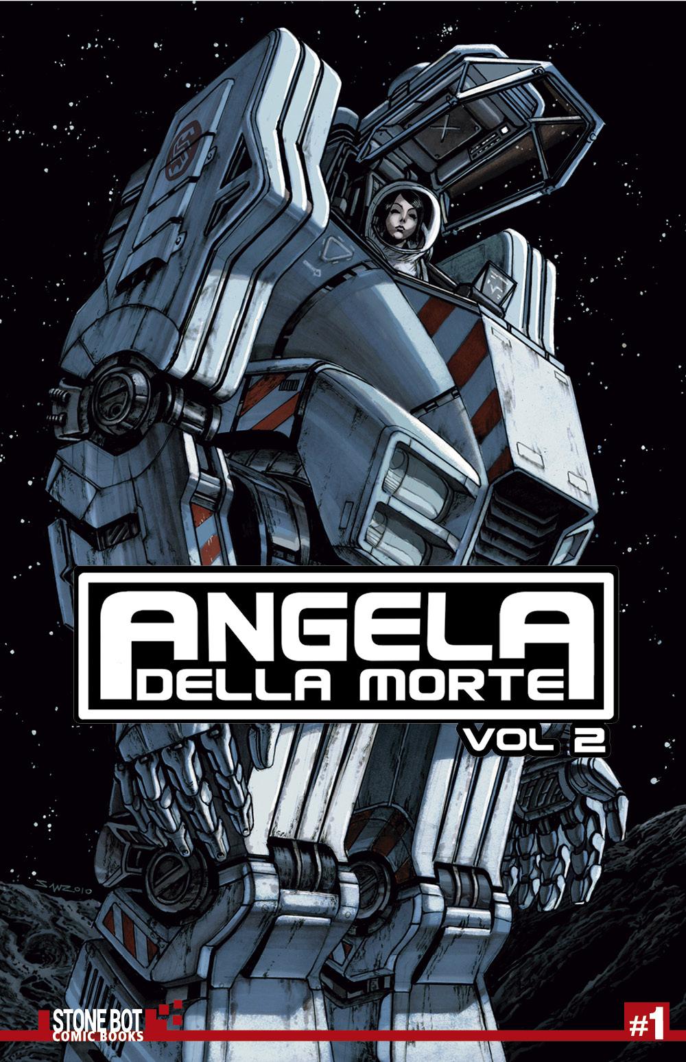ANGELA DELLA MORTE Chapter #6