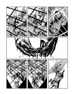 ANGELA DELLA MORTE Chapter #8 Page #8