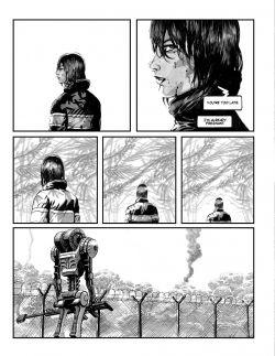 ANGELA DELLA MORTE Chapter #6 Page #23