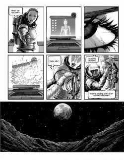 ANGELA DELLA MORTE Chapter #4 Page #17