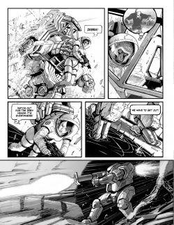ANGELA DELLA MORTE Chapter #5 Page #20