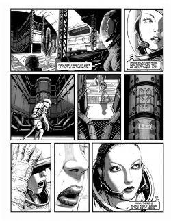 ANGELA DELLA MORTE Chapter #4 Page #15