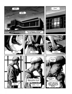 ANGELA DELLA MORTE Chapter #8 Page #15