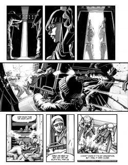 ANGELA DELLA MORTE Chapter #2 Page #10