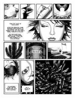 ANGELA DELLA MORTE Chapter #4 Page #20