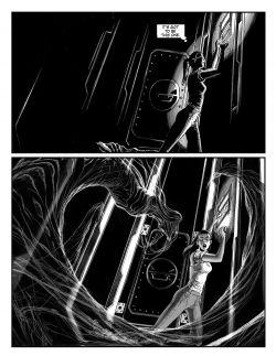 ANGELA DELLA MORTE Chapter #3 Page #9