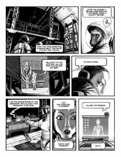 ANGELA DELLA MORTE Chapter #4 Page #16