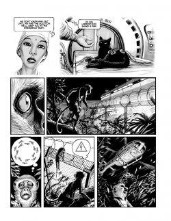 ANGELA DELLA MORTE Chapter #8 Page #3