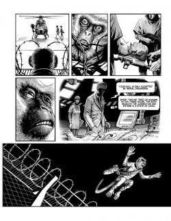 ANGELA DELLA MORTE Chapter #8 Page #4