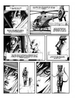 ANGELA DELLA MORTE Chapter #6 Page #13