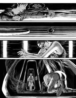 ANGELA DELLA MORTE Chapter #3 Page #13