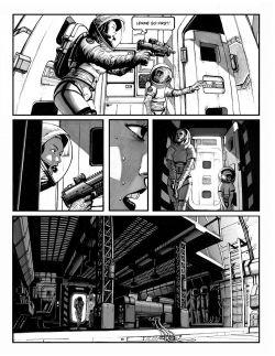 ANGELA DELLA MORTE Chapter #4 Page #14