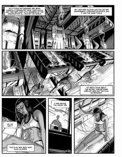 ANGELA DELLA MORTE Chapter #2 Page #4