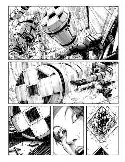 ANGELA DELLA MORTE Chapter #5 Page #17