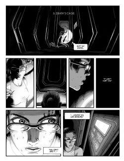 ANGELA DELLA MORTE Chapter #3 Page #8