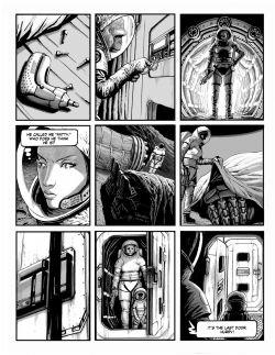 ANGELA DELLA MORTE Chapter #4 Page #13