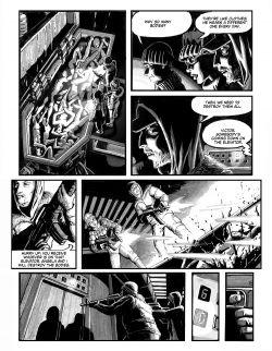 ANGELA DELLA MORTE Chapter #2 Page #9