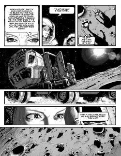 ANGELA DELLA MORTE Chapter #4 Page #8