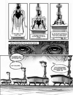ANGELA DELLA MORTE Chapter #3 Page #3