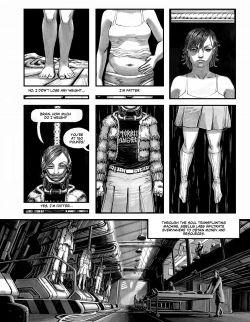 ANGELA DELLA MORTE Chapter #2 Page #3