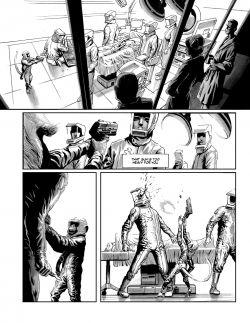 ANGELA DELLA MORTE Chapter #8 Page #10