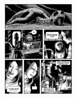 ANGELA DELLA MORTE Chapter #5 Page #7