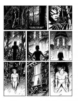 ANGELA DELLA MORTE Chapter #7 Page #5