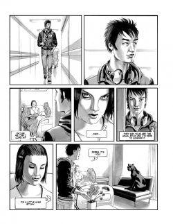 ANGELA DELLA MORTE Chapter #8 Page #17