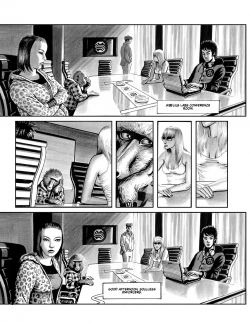 ANGELA DELLA MORTE Chapter #9 Page #11