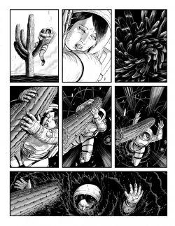 ANGELA DELLA MORTE Chapter #5 Page #23