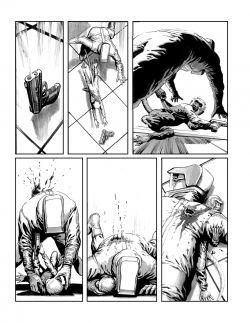 ANGELA DELLA MORTE Chapter #8 Page #11