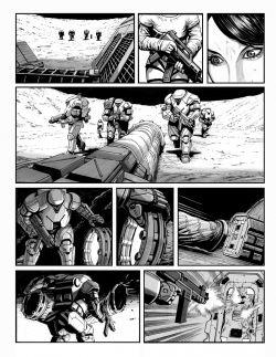 ANGELA DELLA MORTE Chapter #5 Page #11