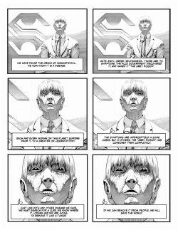 ANGELA DELLA MORTE Chapter #4 Page #3