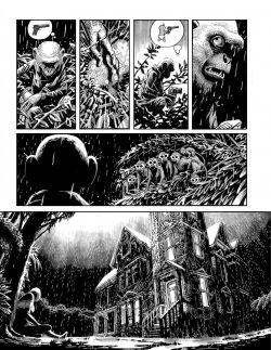 ANGELA DELLA MORTE Chapter #7 Page #11