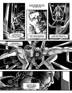 ANGELA DELLA MORTE Chapter #3 Page #14