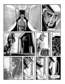 ANGELA DELLA MORTE Chapter #6 Page #7