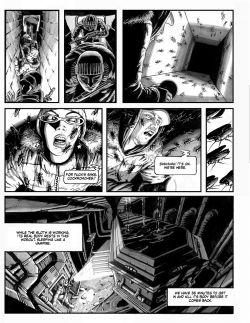 ANGELA DELLA MORTE Chapter #2 Page #6