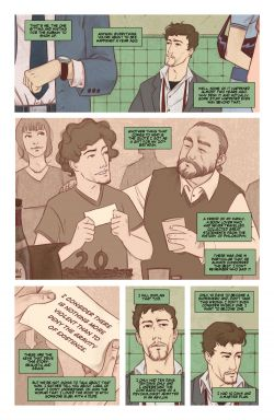 DOMESTIC Chapter #1 Page #5