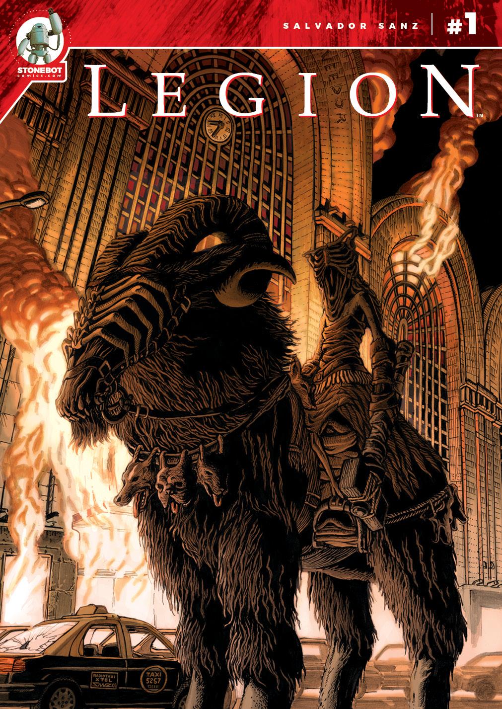 LEGION Chapter #1