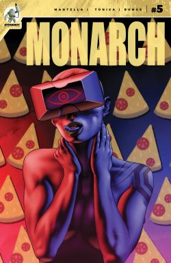 MONARCH Chapter #5 Page #1
