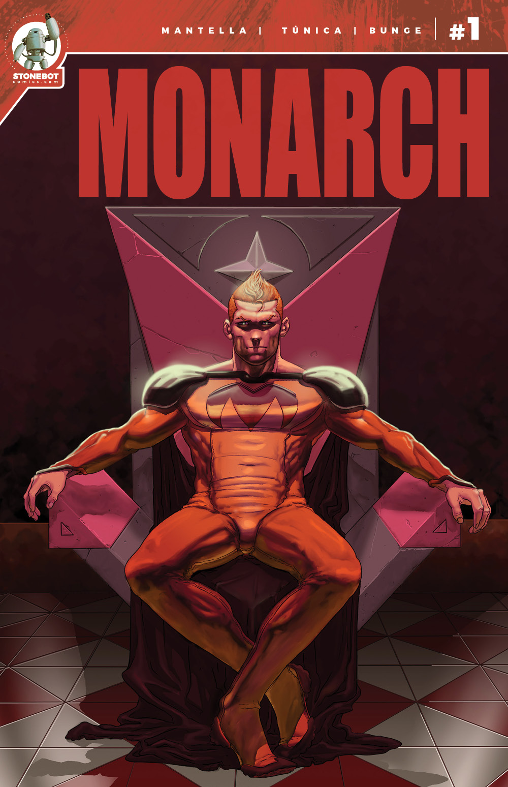 MONARCH Chapter #1